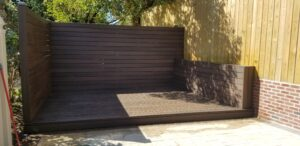 Trex Decking completed1